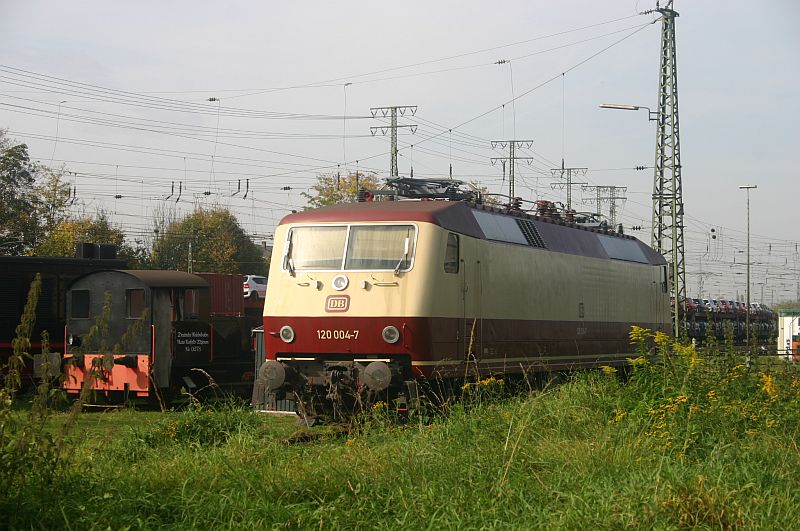 Kleiner Besuch im Eisenbahnmuseum Koblenz am 19.10.17 612