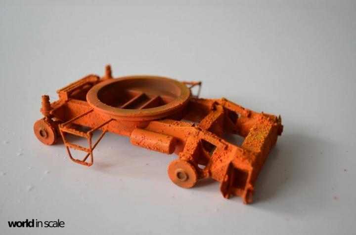 """WEIMAR T174-2 """"Fortschritt"""" - 1/35 by Balaton Modell 621"""