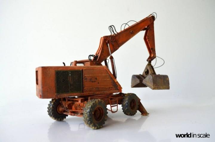 """WEIMAR T174-2 """"Fortschritt"""" - 1/35 by Balaton Modell 622"""