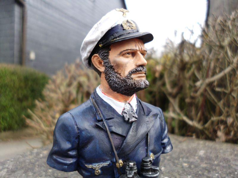 Andrea S9-B14 U-Boat Commander - Resin-Büste 1/10 - Galerie 647