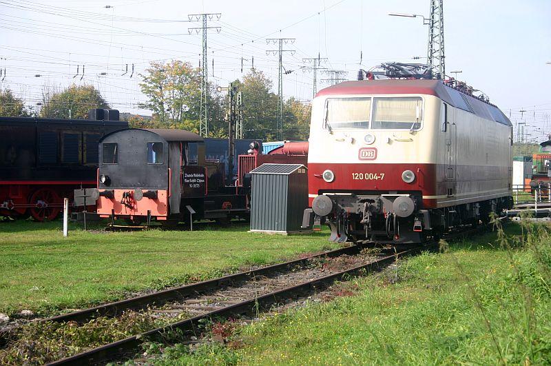 Kleiner Besuch im Eisenbahnmuseum Koblenz am 19.10.17 712