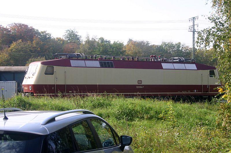 Kleiner Besuch im Eisenbahnmuseum Koblenz am 19.10.17 7a10