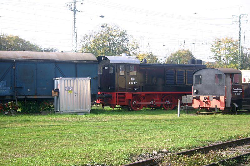 Kleiner Besuch im Eisenbahnmuseum Koblenz am 19.10.17 812