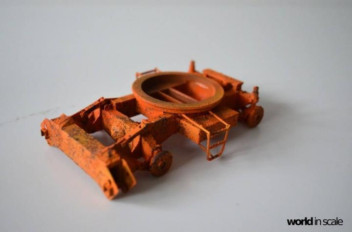 """WEIMAR T174-2 """"Fortschritt"""" - 1/35 by Balaton Modell 818"""