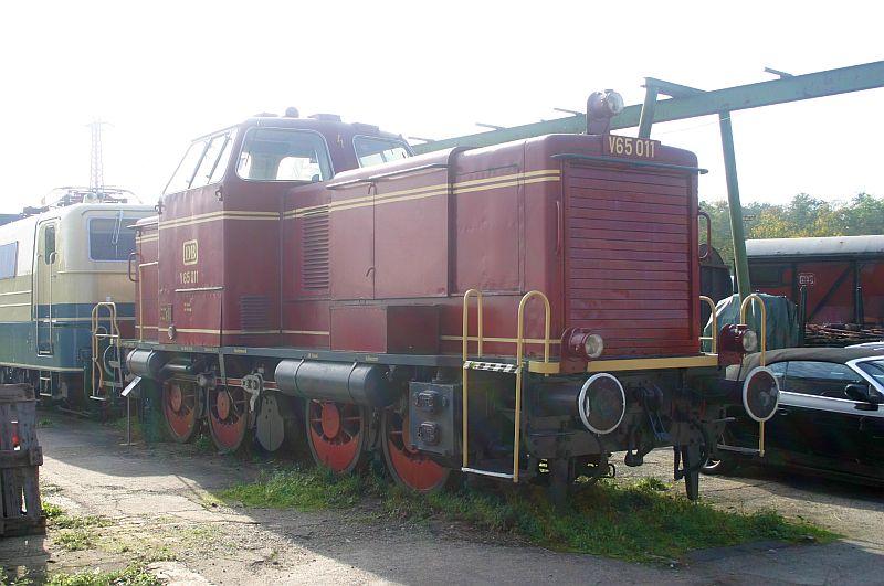 Kleiner Besuch im Eisenbahnmuseum Koblenz am 19.10.17 911