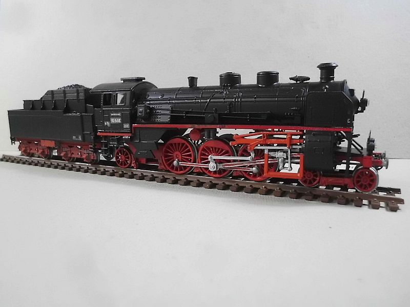 Revell 02168 - Baureihe 18.5 mit Langlauftender 1/87 - Fertig - Seite 2 930