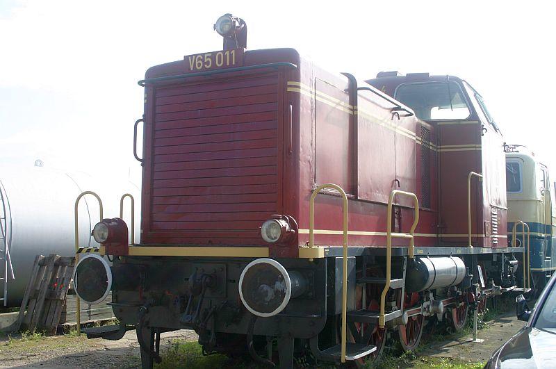 Kleiner Besuch im Eisenbahnmuseum Koblenz am 19.10.17 9a10