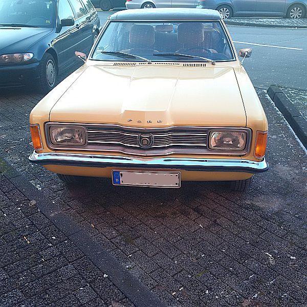Ford Taunus XL - auf dem Parkplatz schnappgeschossen Img_2013