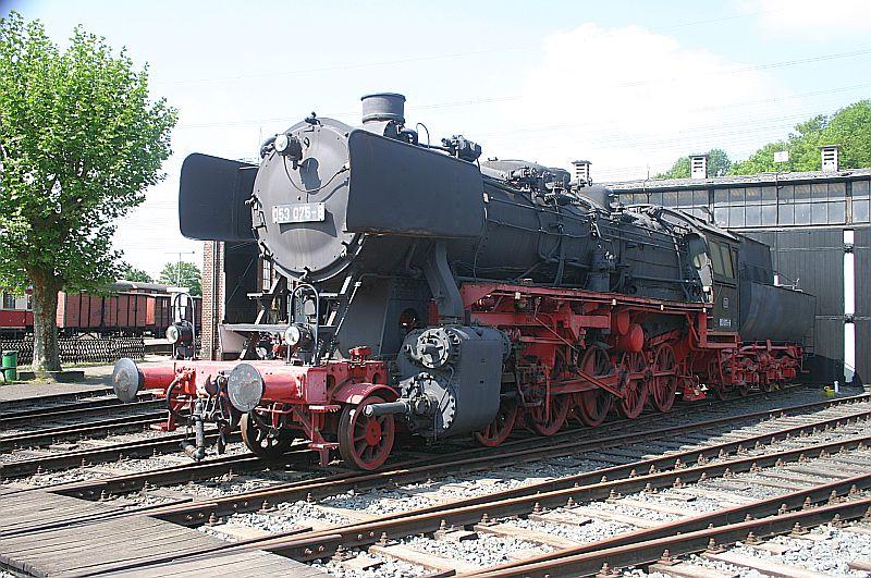 Besuch im Eisenbahnmuseum Bochum Dahlhausen am 11.05.18 Img_6375