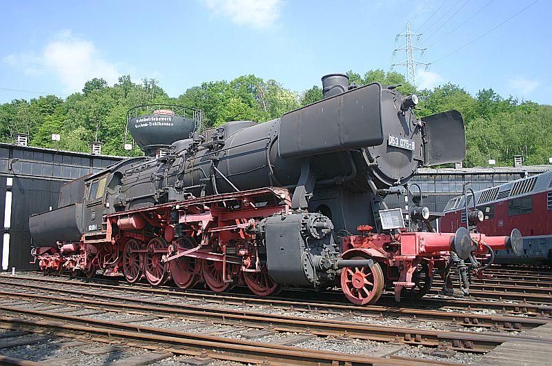 Besuch im Eisenbahnmuseum Bochum Dahlhausen am 11.05.18 Img_6412