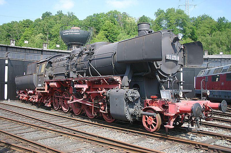 Besuch im Eisenbahnmuseum Bochum Dahlhausen am 11.05.18 Img_6413