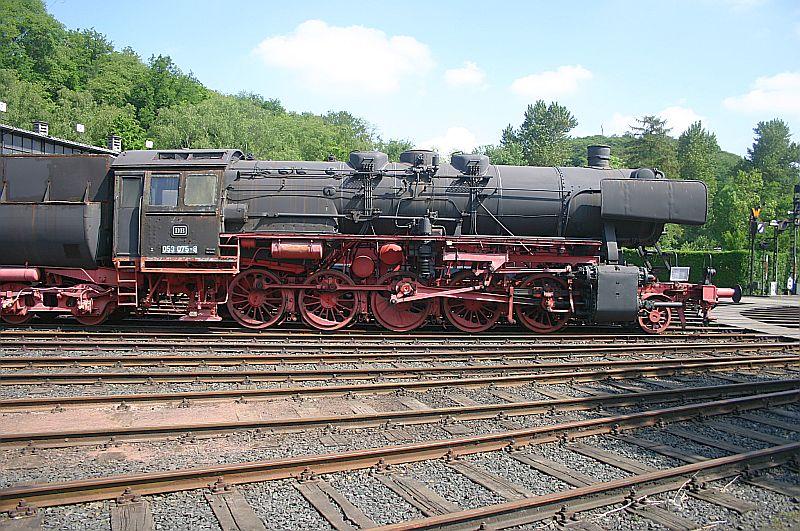 Besuch im Eisenbahnmuseum Bochum Dahlhausen am 11.05.18 Img_6414