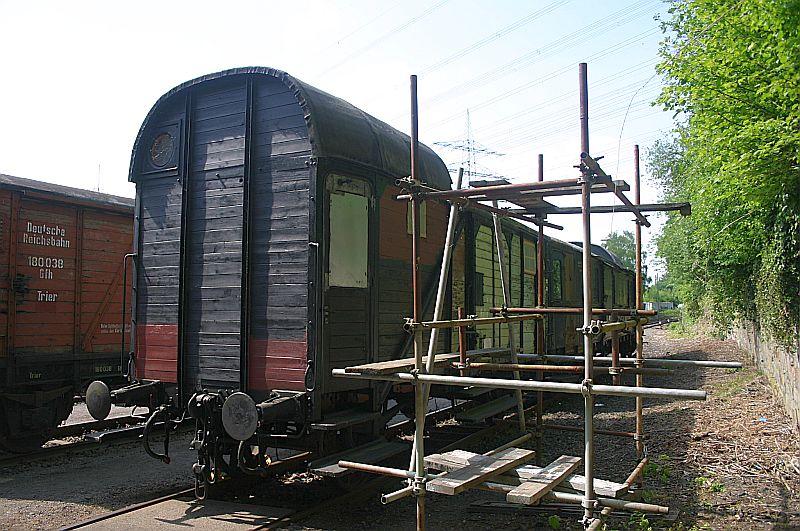 Besuch im Eisenbahnmuseum Bochum Dahlhausen am 11.05.18 Img_6426
