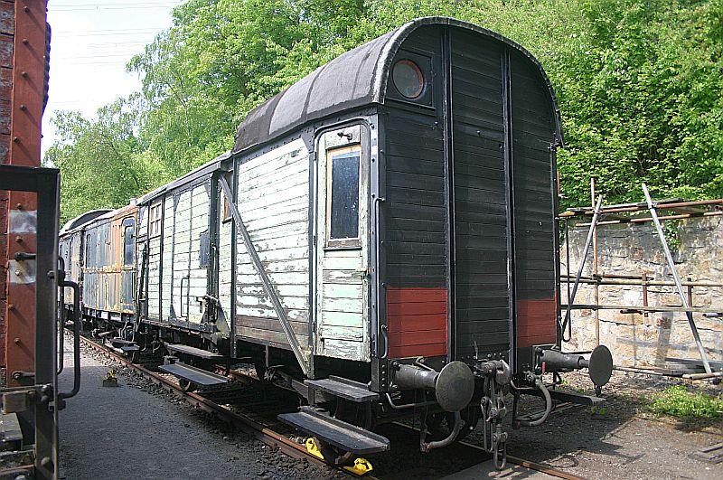 Besuch im Eisenbahnmuseum Bochum Dahlhausen am 11.05.18 Img_6427