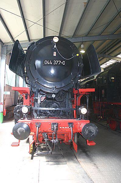 Besuch im Eisenbahnmuseum Bochum Dahlhausen am 11.05.18 Img_6430