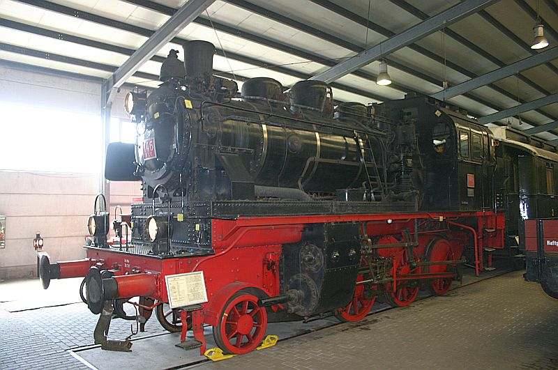 Besuch im Eisenbahnmuseum Bochum Dahlhausen am 11.05.18 Img_6439