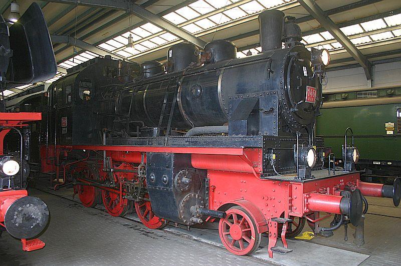 Besuch im Eisenbahnmuseum Bochum Dahlhausen am 11.05.18 Img_6440
