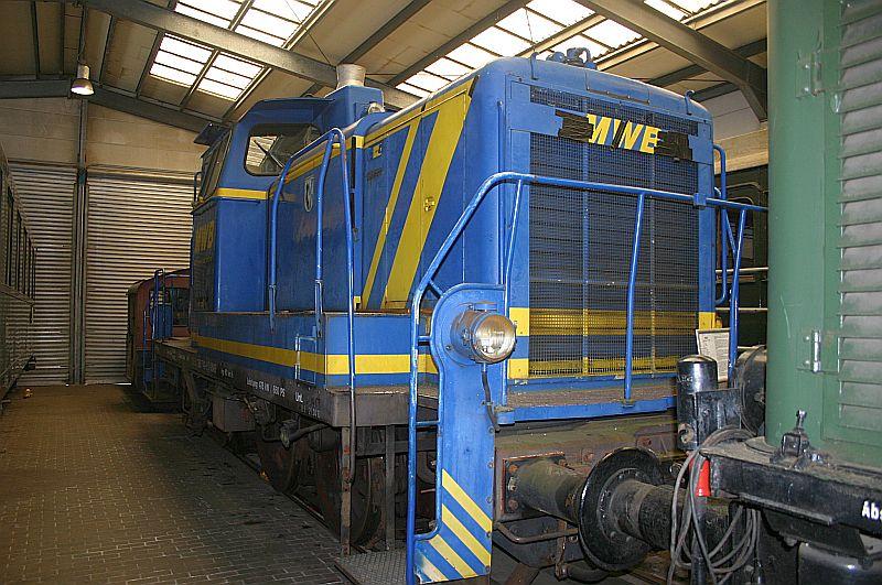 Besuch im Eisenbahnmuseum Bochum Dahlhausen am 11.05.18 Img_6443
