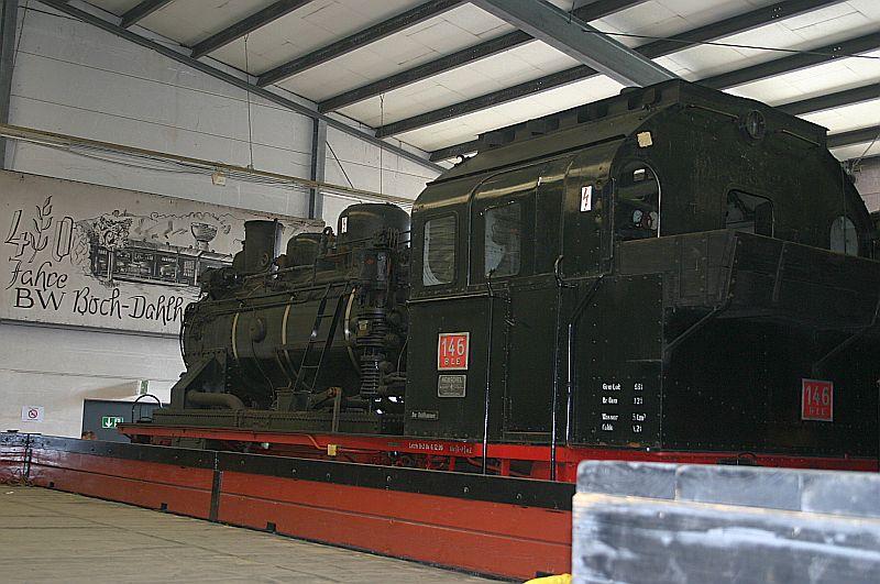 Besuch im Eisenbahnmuseum Bochum Dahlhausen am 11.05.18 Img_6514