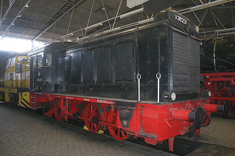 Besuch im Eisenbahnmuseum Bochum Dahlhausen am 11.05.18 Img_6520