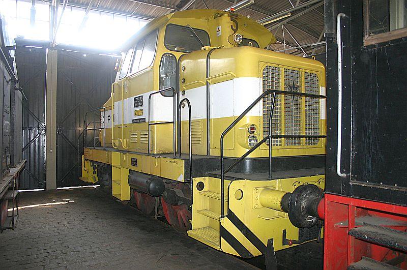 Besuch im Eisenbahnmuseum Bochum Dahlhausen am 11.05.18 Img_6521
