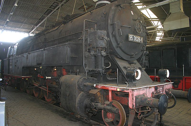 Besuch im Eisenbahnmuseum Bochum Dahlhausen am 11.05.18 Img_6523