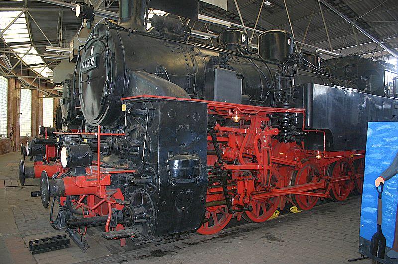 Besuch im Eisenbahnmuseum Bochum Dahlhausen am 11.05.18 Img_6534
