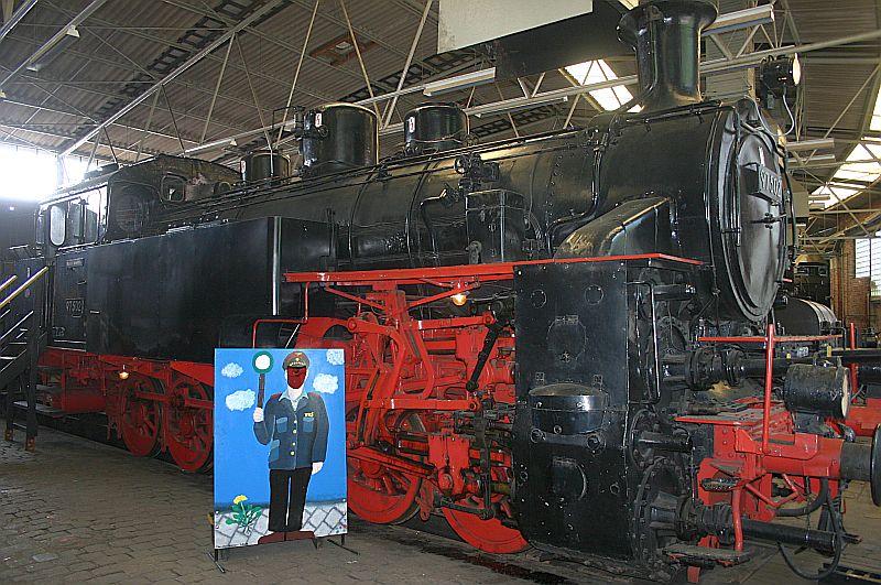 Besuch im Eisenbahnmuseum Bochum Dahlhausen am 11.05.18 Img_6535