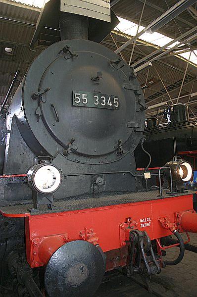 Besuch im Eisenbahnmuseum Bochum Dahlhausen am 11.05.18 Img_6539