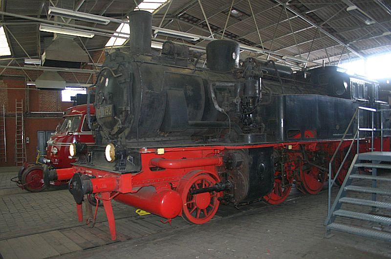 Besuch im Eisenbahnmuseum Bochum Dahlhausen am 11.05.18 Img_6544
