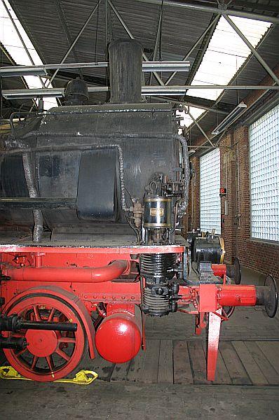 Besuch im Eisenbahnmuseum Bochum Dahlhausen am 11.05.18 Img_6546