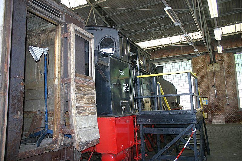 Besuch im Eisenbahnmuseum Bochum Dahlhausen am 11.05.18 Img_6547