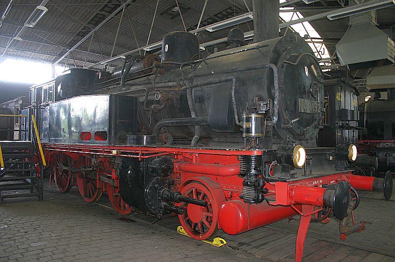 Besuch im Eisenbahnmuseum Bochum Dahlhausen am 11.05.18 Img_6548