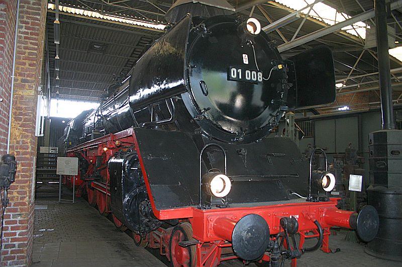 Dampflokomotive 01 008 - Detailrundgang am 11.05.18 in Bo.Dahlhausen Img_6550
