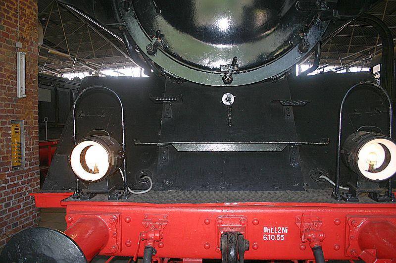 Dampflokomotive 01 008 - Detailrundgang am 11.05.18 in Bo.Dahlhausen Img_6557