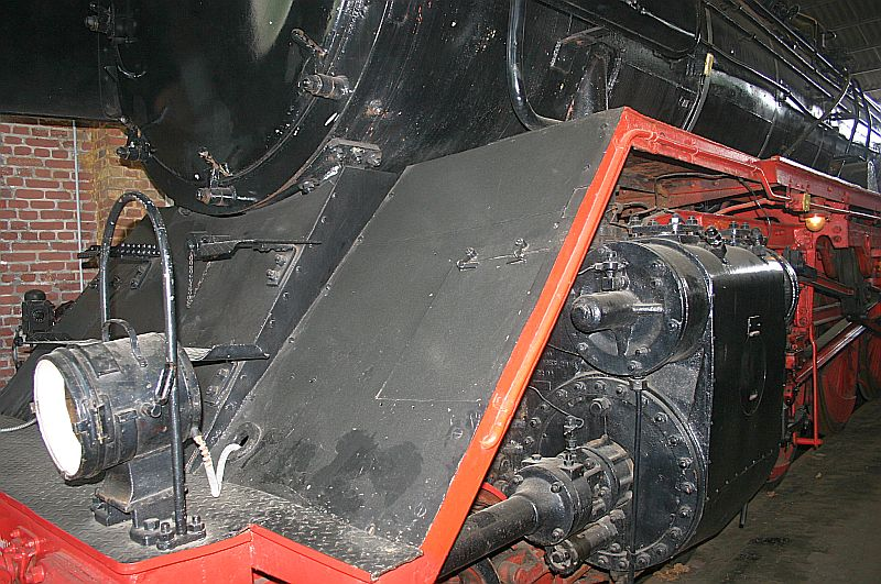 Dampflokomotive 01 008 - Detailrundgang am 11.05.18 in Bo.Dahlhausen Img_6558