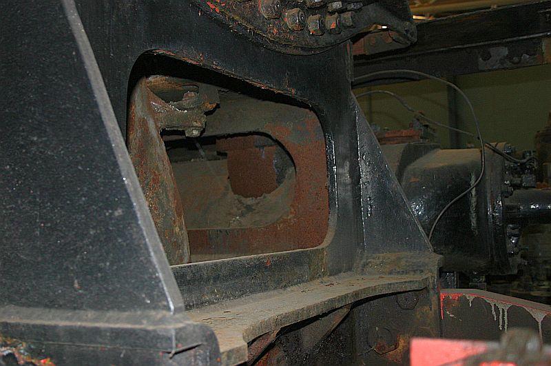 Dampflokomotive 01 008 - Detailrundgang am 11.05.18 in Bo.Dahlhausen Img_6563