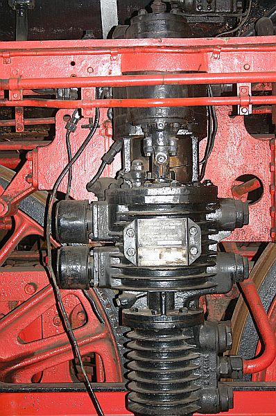 Dampflokomotive 01 008 - Detailrundgang am 11.05.18 in Bo.Dahlhausen Img_6566