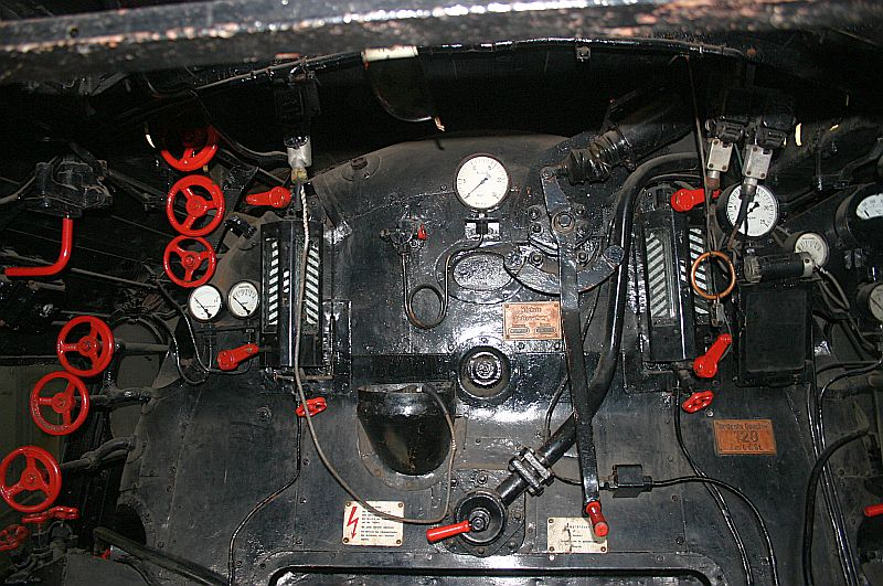 Dampflokomotive 01 008 - Detailrundgang am 11.05.18 in Bo.Dahlhausen Img_6576