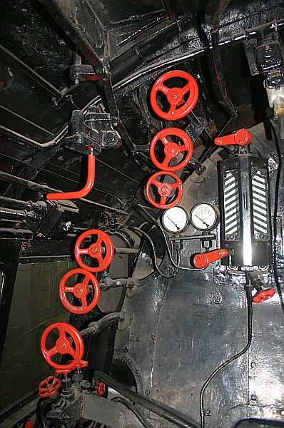 Dampflokomotive 01 008 - Detailrundgang am 11.05.18 in Bo.Dahlhausen Img_6581