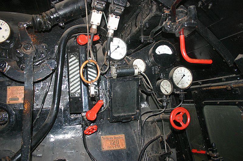 Dampflokomotive 01 008 - Detailrundgang am 11.05.18 in Bo.Dahlhausen Img_6587