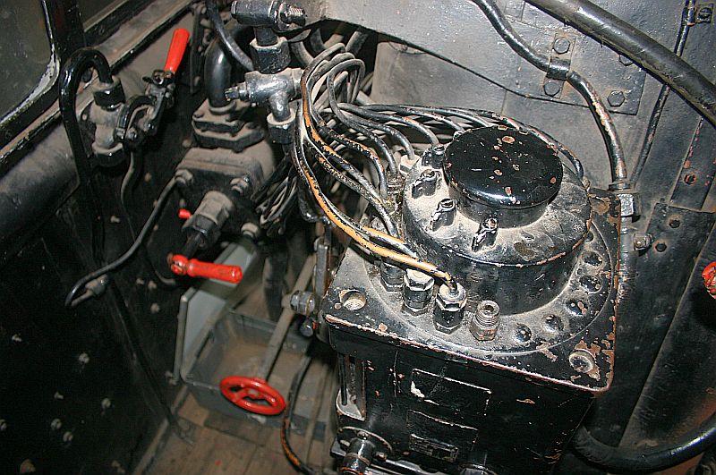 Dampflokomotive 01 008 - Detailrundgang am 11.05.18 in Bo.Dahlhausen Img_6593