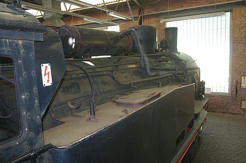 Besuch im Eisenbahnmuseum Bochum Dahlhausen am 11.05.18 Img_6616