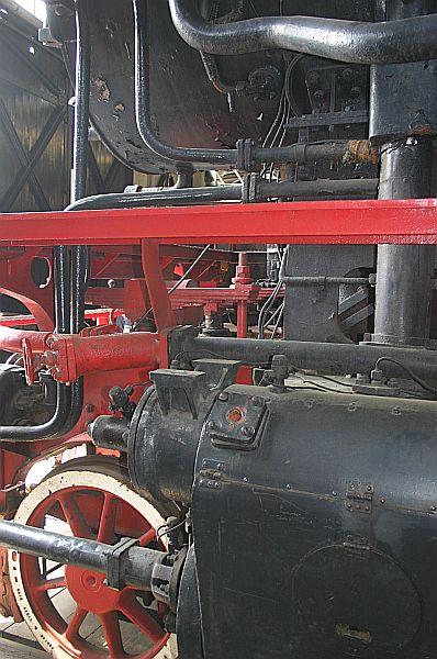Besuch im Eisenbahnmuseum Bochum Dahlhausen am 11.05.18 Img_6627