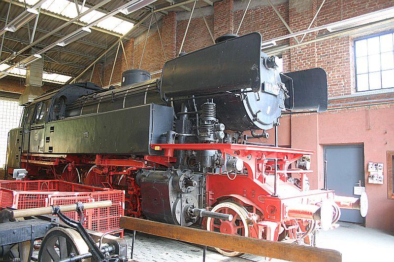 Besuch im Eisenbahnmuseum Bochum Dahlhausen am 11.05.18 Img_6629