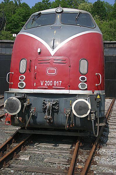 Besuch im Eisenbahnmuseum Bochum Dahlhausen am 11.05.18 Img_6631