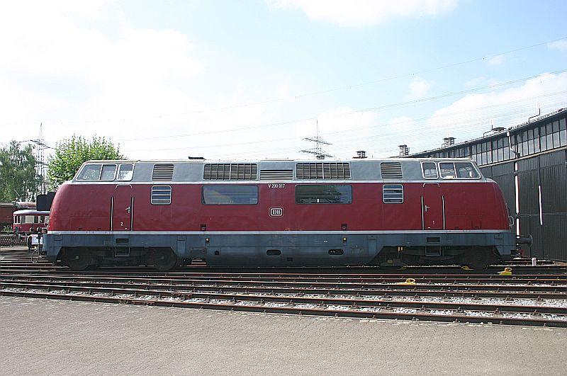 Besuch im Eisenbahnmuseum Bochum Dahlhausen am 11.05.18 Img_6632