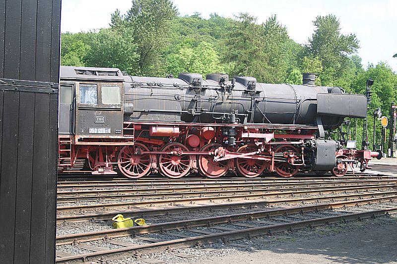 Besuch im Eisenbahnmuseum Bochum Dahlhausen am 11.05.18 Img_6634
