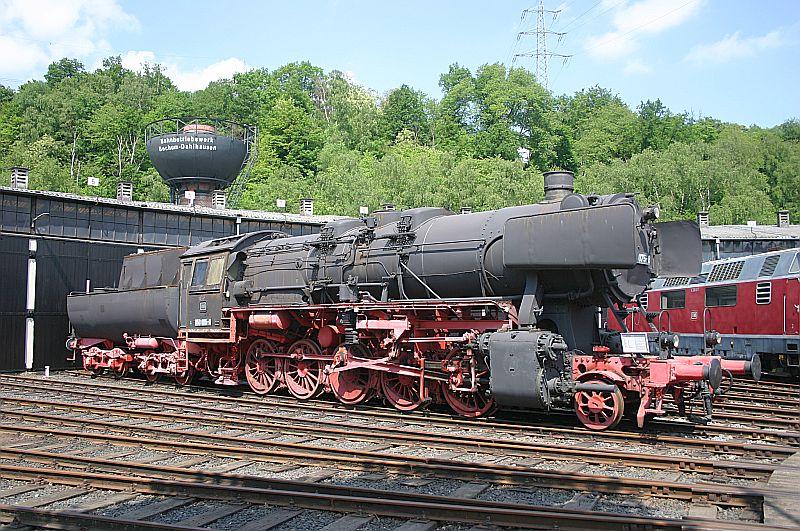Besuch im Eisenbahnmuseum Bochum Dahlhausen am 11.05.18 Img_6635