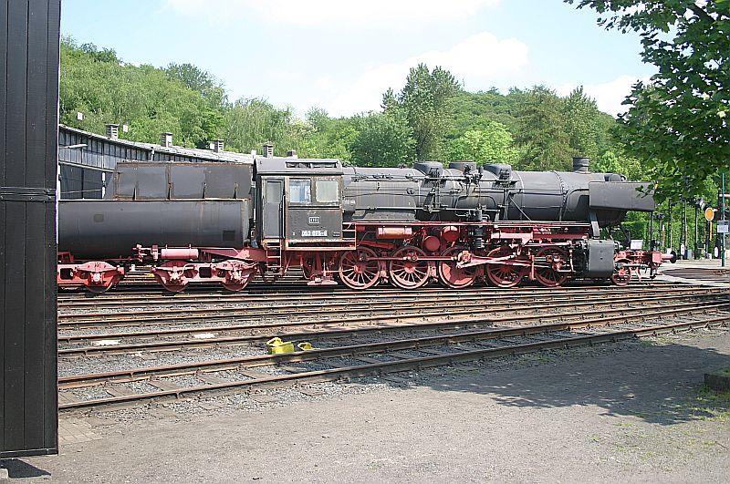 Besuch im Eisenbahnmuseum Bochum Dahlhausen am 11.05.18 Img_6637